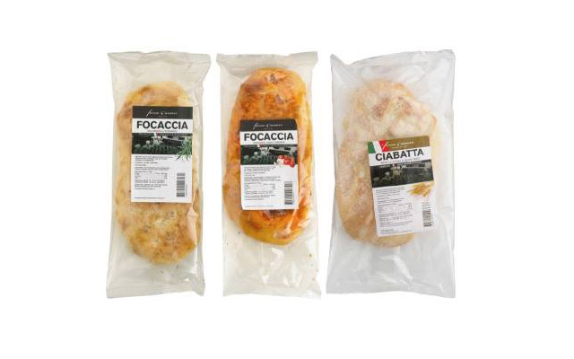 Unibrands Focaccia and Ciabatta Novoforno