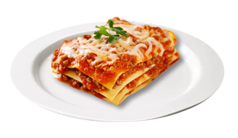 pasta ready to eat lasagna bolognese